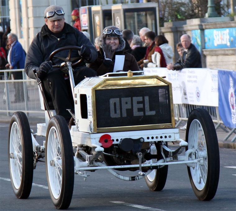 1909 Opel