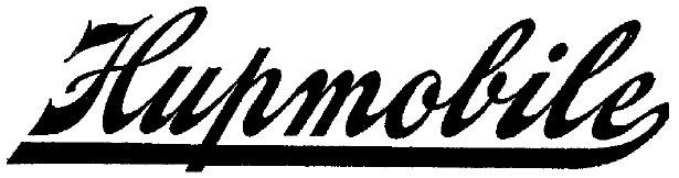 1910-22 Hupmobile