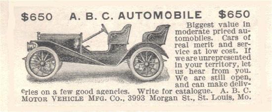 1910 A.B.C