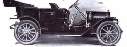 1910 Abbott-Detroit Automobile