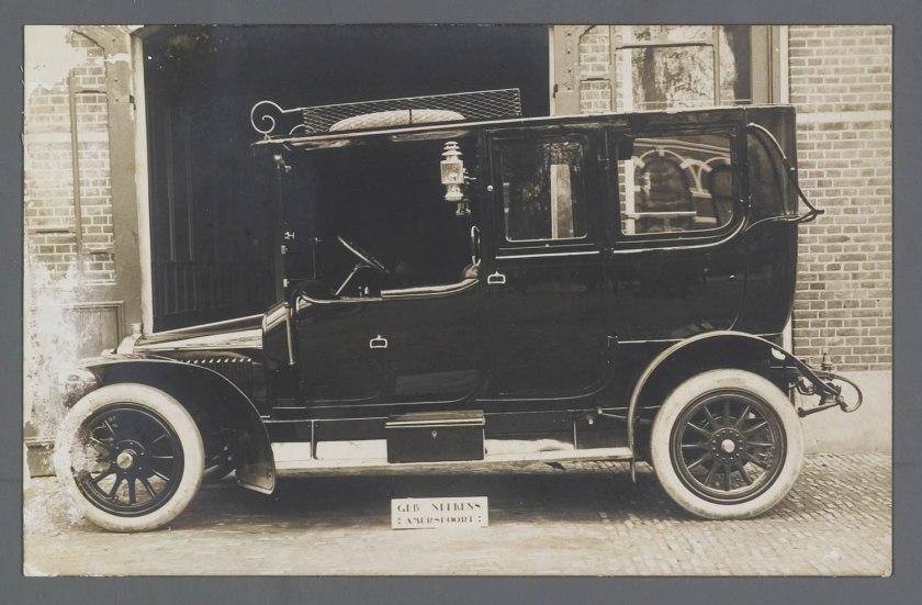 1910 Adler 9-24 Limousine