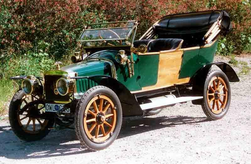 1910 Adler c