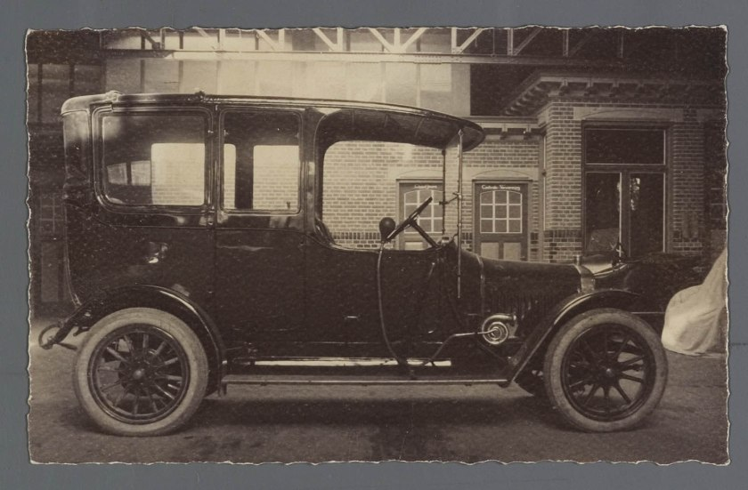 1910 Adler Limousine 15 PK