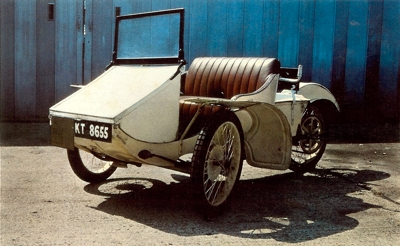 1910 auto carrier sociable
