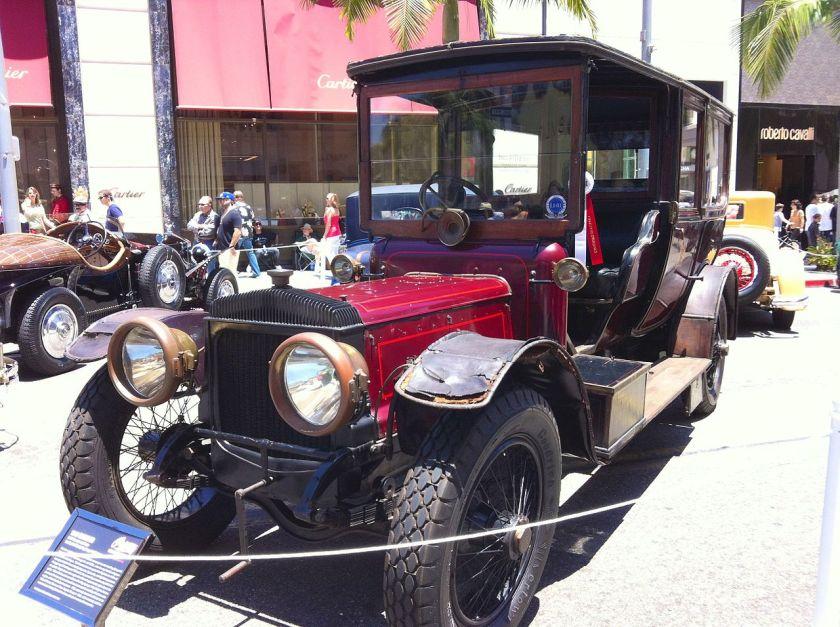 1910 Daimler Limousine_7412388488