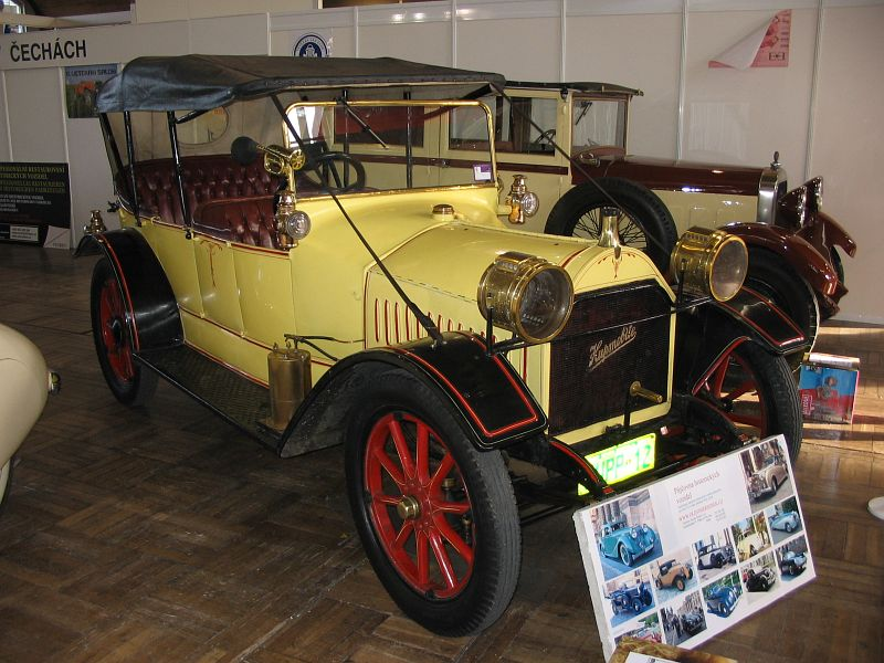 1910 Hupmobile 12, USA 1910