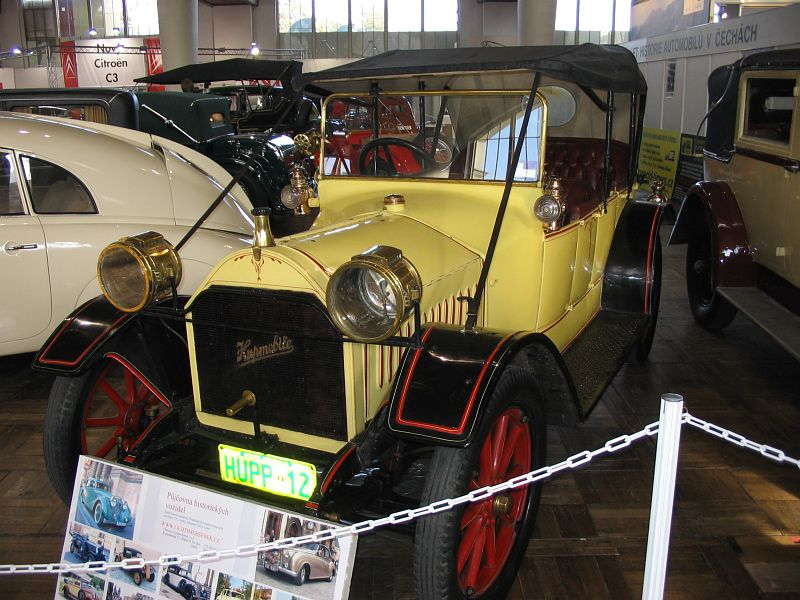 1910 Hupmobile 12, USA a