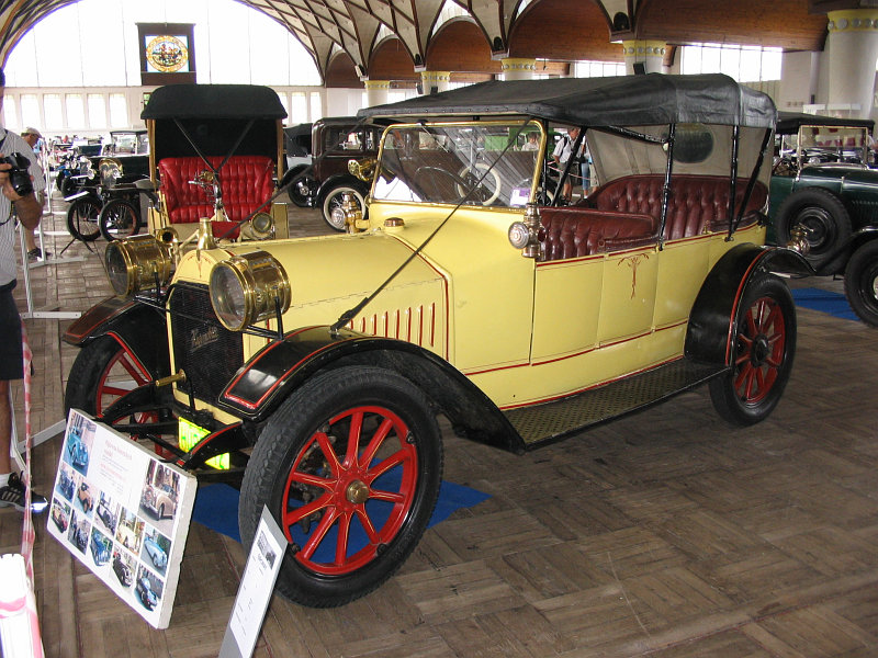 1910 Hupmobile 12, USA d