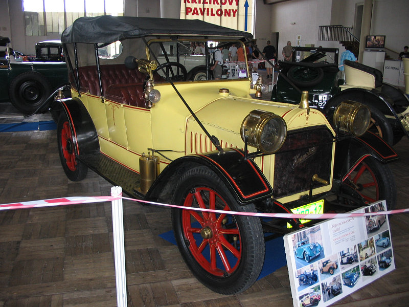 1910 Hupmobile 12, USA e