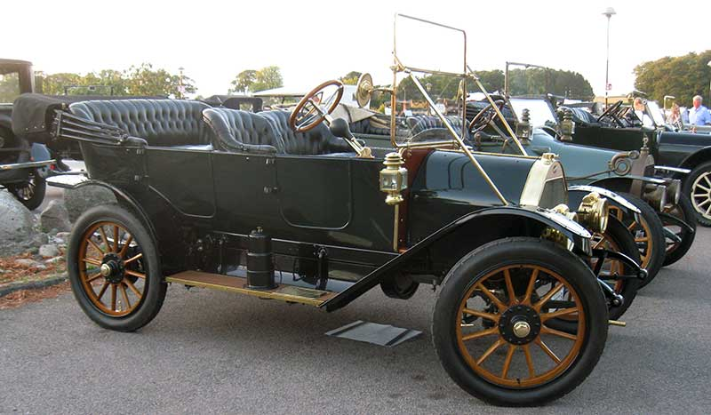 1910 Hupmobile Model 20 Roadster