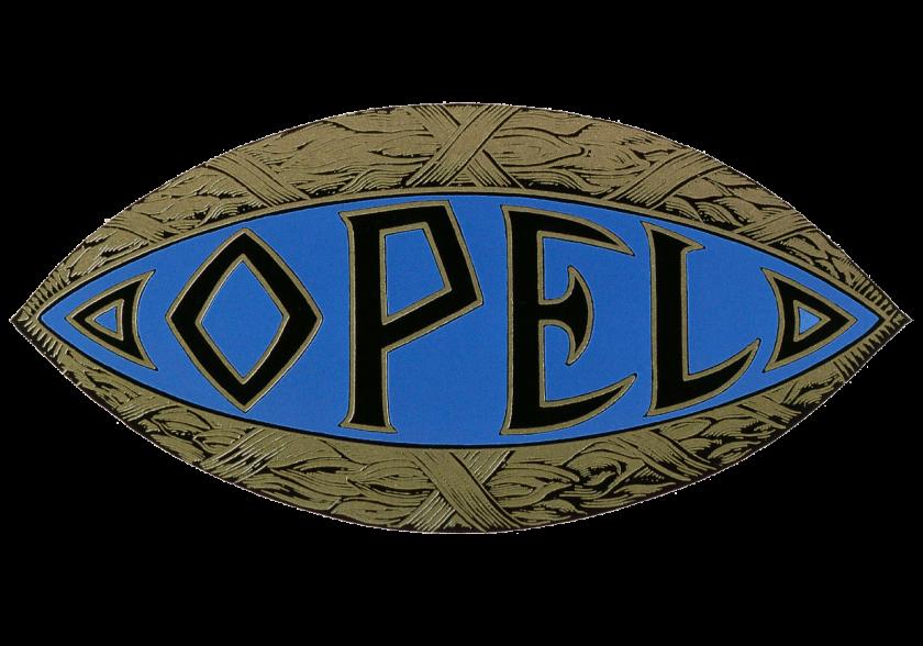 1910 Opel Logo