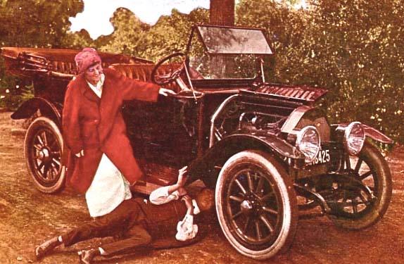 1911-12 Abbott Detroit Model 34