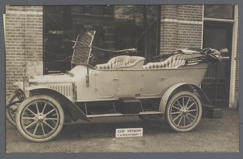 1911 Adler Phaeton