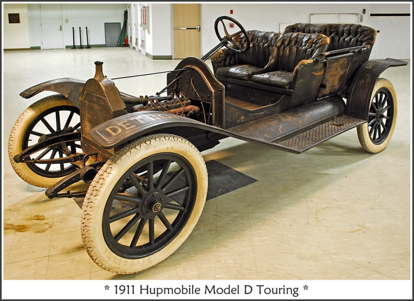 1911 Hupmobile model D