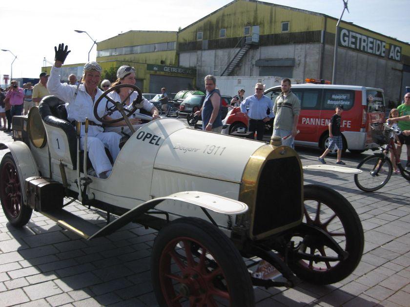 1911 Opel Hetzer
