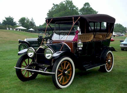 1912 Abbott-Detroit Abbott-Detroit Motor Car Co. Detroit, Michigan 1909-1915