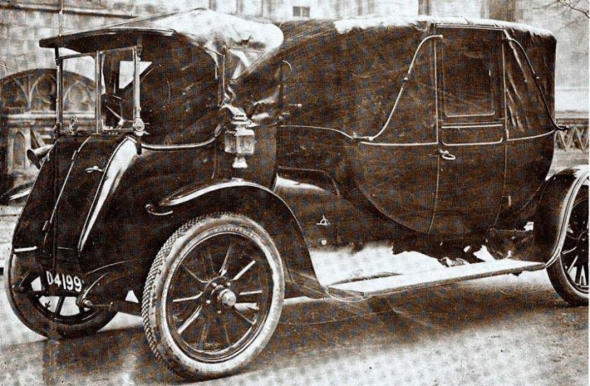 1912 Aberdonia, Landau
