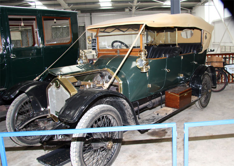 1912 Crossley