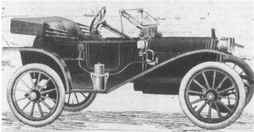 1912 HUPMOBILE Model 20, 4-cyl., 20 hp, 86