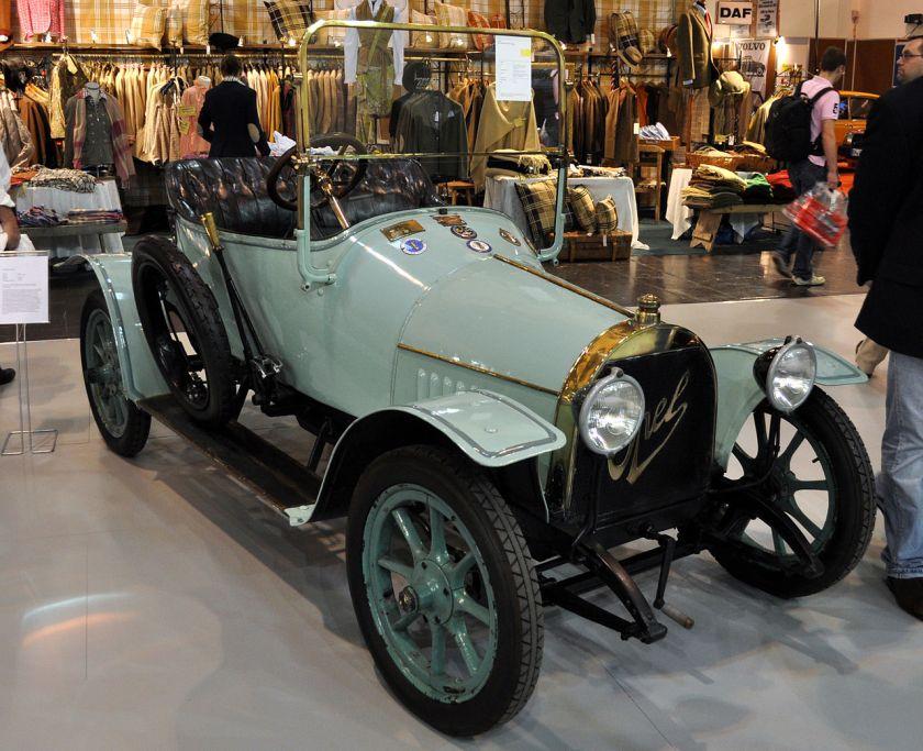 1912 Opel 5-12 PS 1