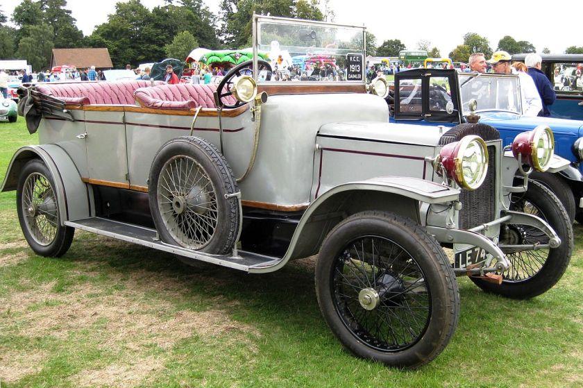 1913 Daimler Topedo bodied 3309cc