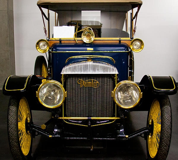 1913 Daimler type 20 touring car