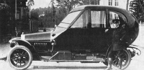 1913 Opel Ei