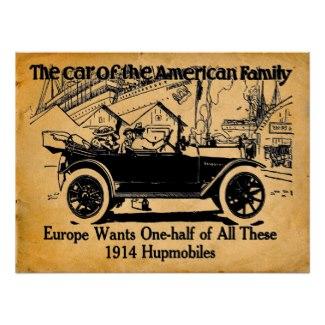 1914 Hupmobile ad