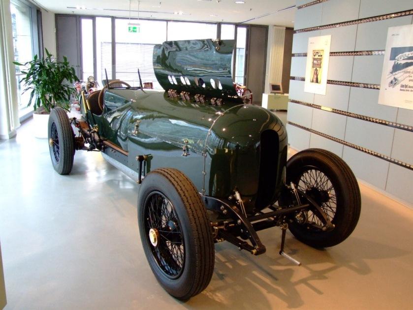 1914 Opel 12,3L Rennwagen
