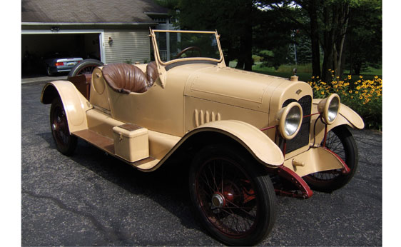 1917 Abbott-Detroit Speedster
