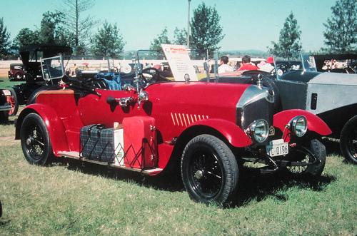 1918 Crossley