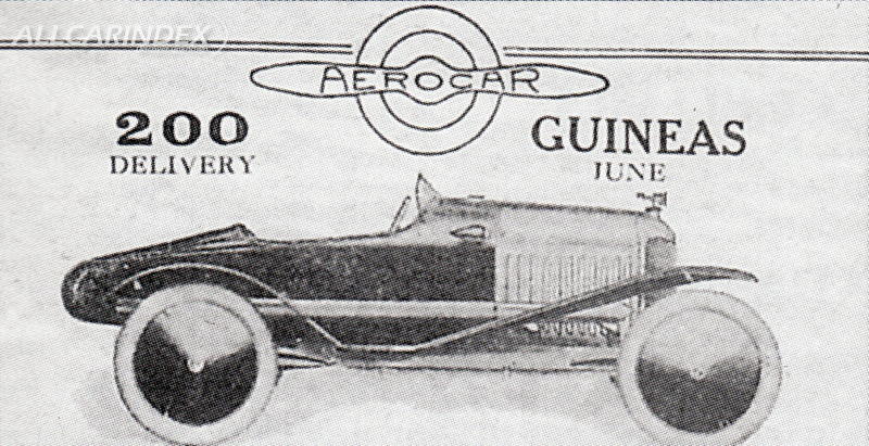 1919-1920 Aerocar