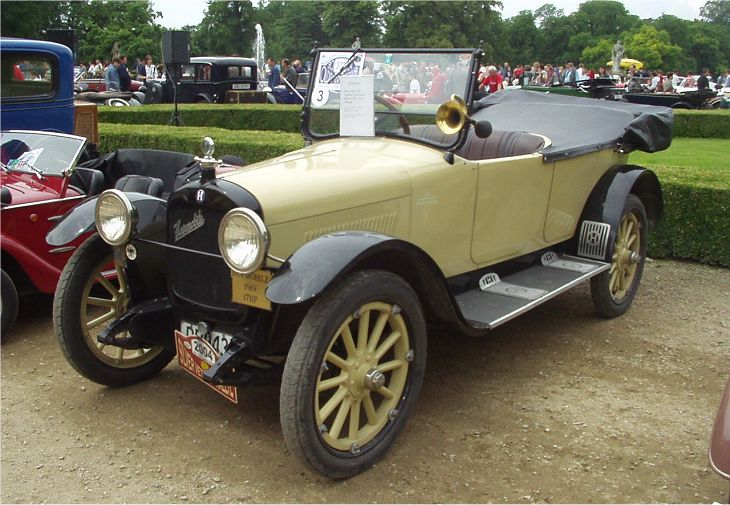 1919 Hupmobile 17 HP, USA a