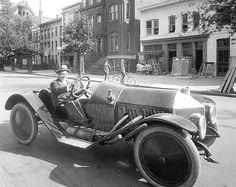 1920 Abbott, Michigan History