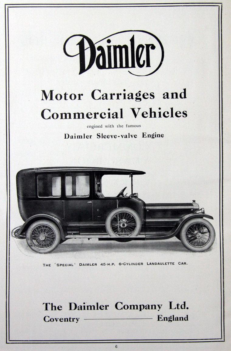1920 AC-Daimler