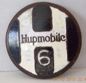 1920's Hupmobile 6 Automobile Radiator Grille