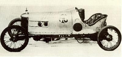1921 AC Sprint