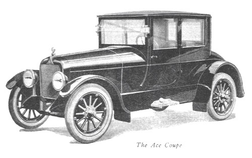 1921 Ace Coupe