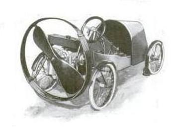 1921 Aero-Car