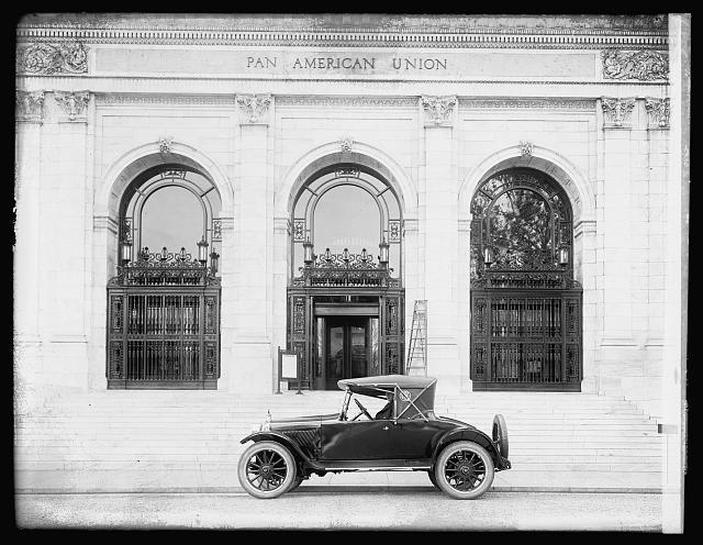 1921 Hupmobile a