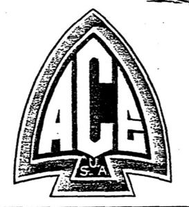 ACE Automobile Ypsilanti, Michigan, United States 1920