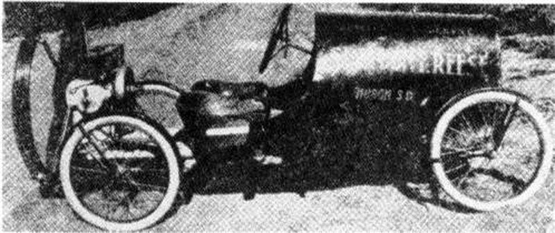 1921 Reese Aero-Car