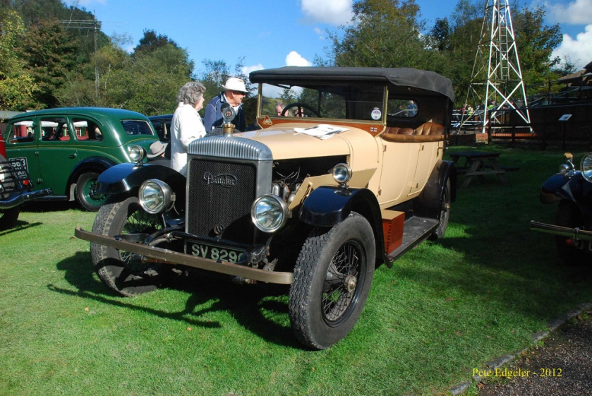 1922 Daimler 21hp open tourer Car