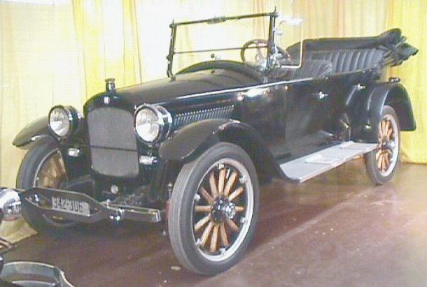 1922 hupmobile R10-112touring4cyl3speedOLO