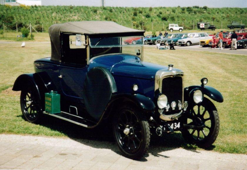 1923 Triumph 10-20