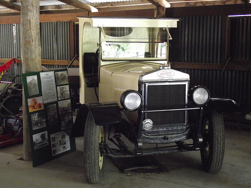 1923 Willys Overland Crossley Truck