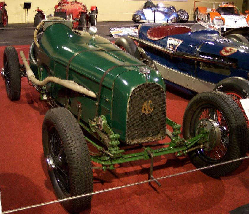 1924 AC Racing Special