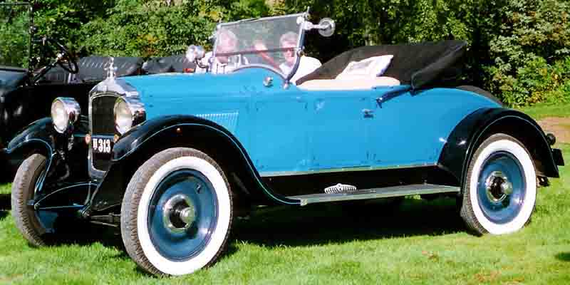 1924 Hupmobile RRS Special Roadster