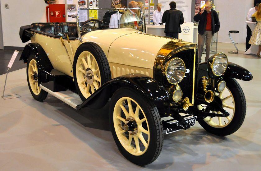 1924 Opel 10-35 PS 1