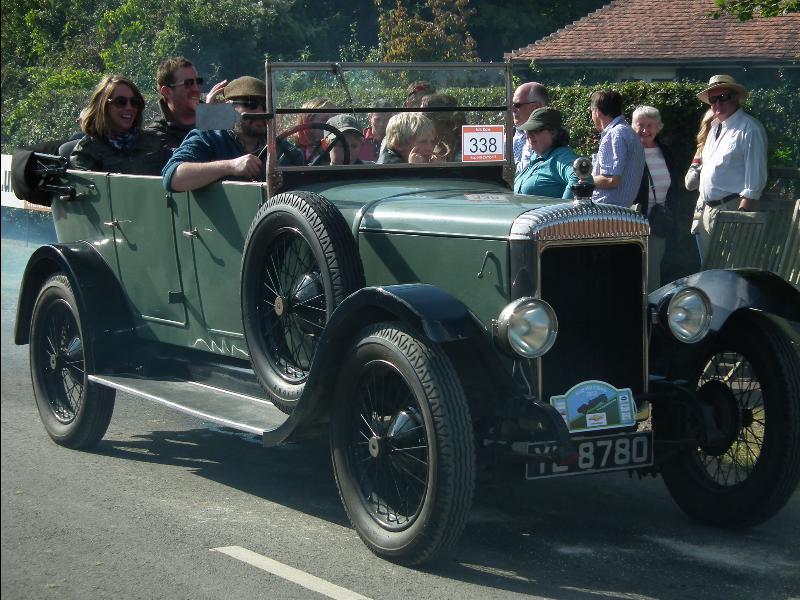 1925 Daimler 16-55 1872cc